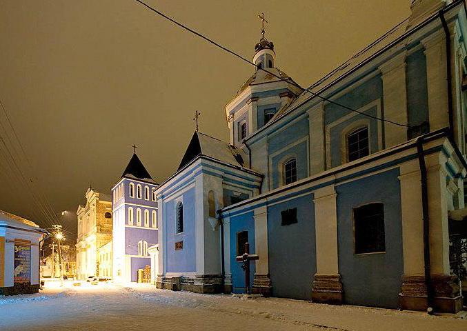 Греко-католический храм Рождества Пресвятой Богородицы