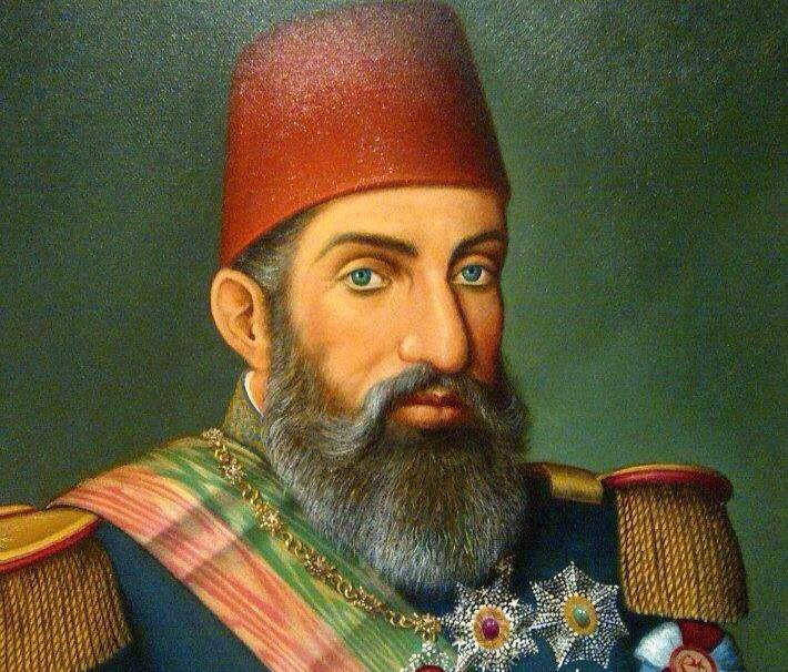 султан Абдул Хамид II