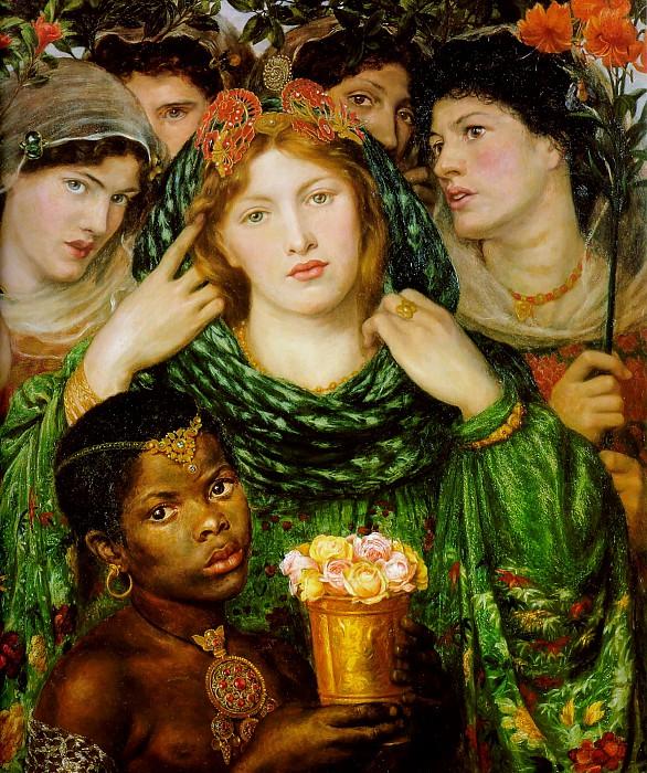 Возлюбленная (Невеста), 1865