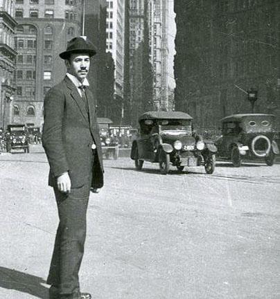 Сикорский. Нью Йорк 1919
