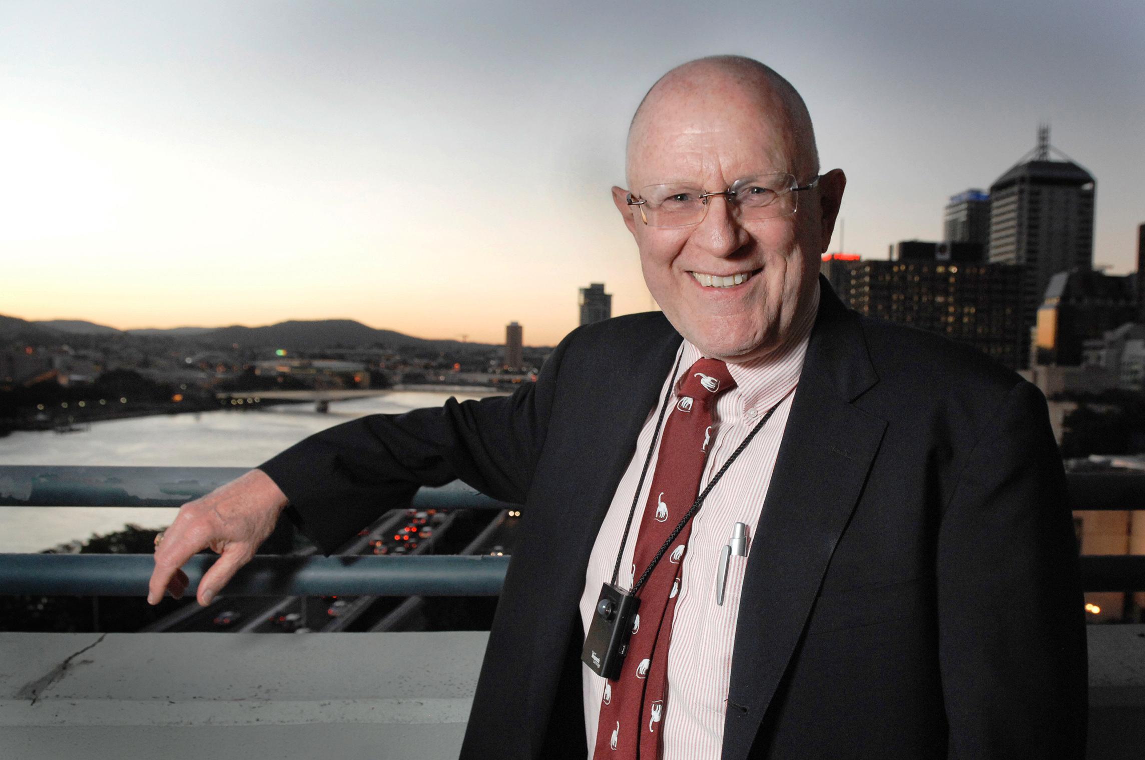 Гордон Белл, лайфлоггер из Microsoft Research