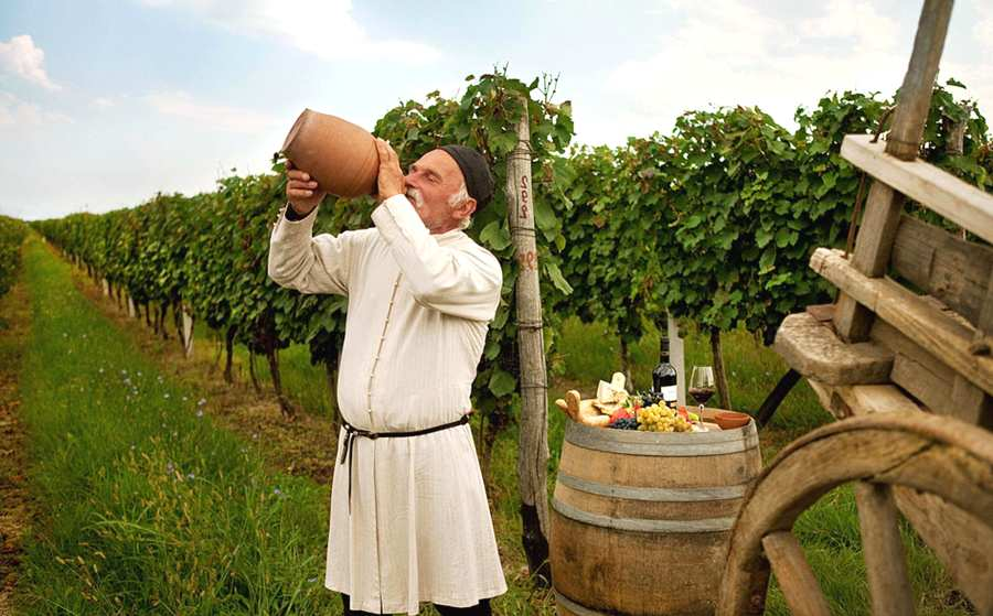 Вино-в-Грузии
