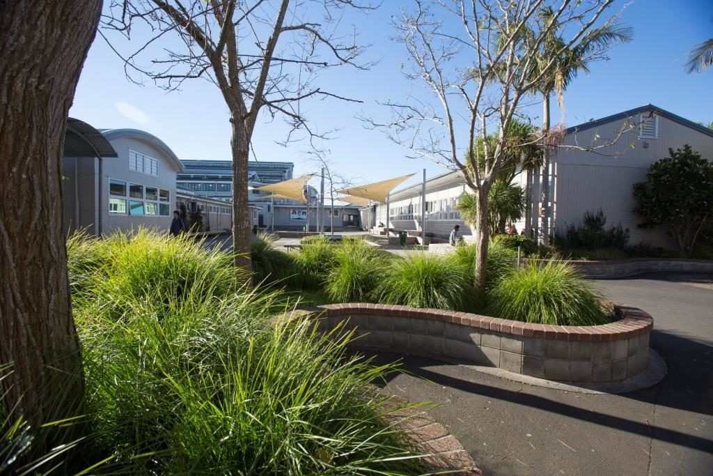 Rangitoto College Частная школа Рангитото Колледж (Окленд, Новая Зеландия)